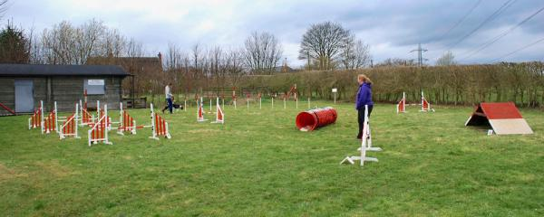 Woofer's World Dog Agility Venue